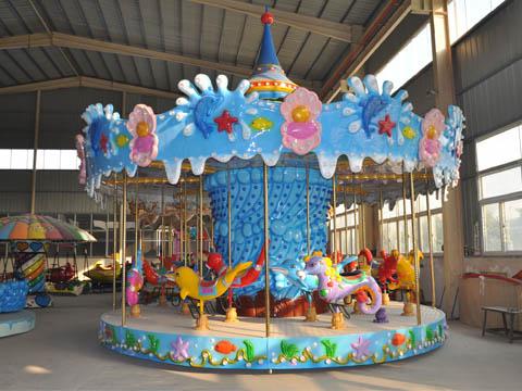 Аттракцион карусель Море для продажи из Китая