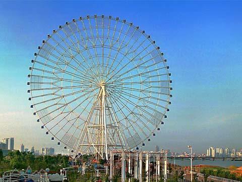 Купить колесо обозрения цена недорогая для парка