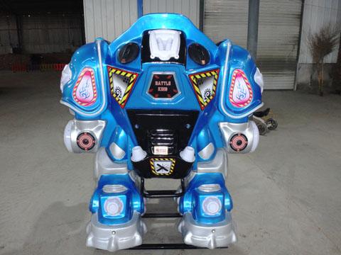 Купить аттракцион робот для парка