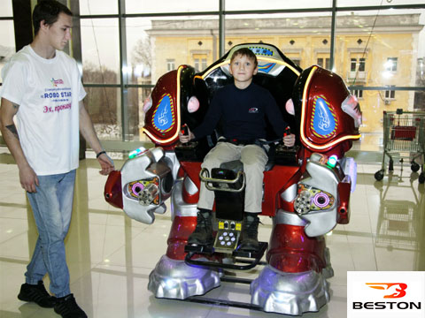 Купить аттракцион робот для продажи