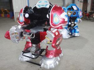 Купить аттракцион робот цена разумная из Китая