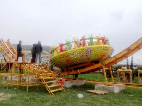 Купить аттракцион UFO для парка