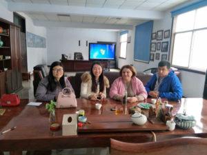 Узбекистан клиенты посетили Bestom
