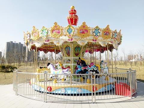 Аттракцион лошадки для продажи из Китая